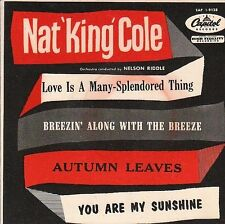 12283  NAT KING COLE  LOVE IS A MANY SPLENDORED THING