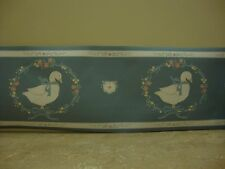 Imperial Wallcoverings ~ Geese Wallpaper Border ~1 Roll ~15' Prepasted