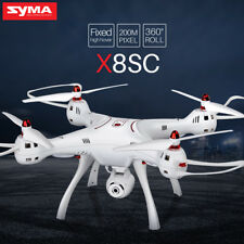 RC Quadcopter Drone SYMA X8SC 2MP HD Camera 2.4Ghz With Gyro Altitude Hold Mode