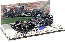 Fernando Alonso Minardi PS01 #21 Alemania Gp Fórmula 1 2001 1:43 Minichamps