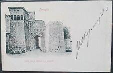 1900 - Perugia - Porta Urbica Etrusca o di Augusto