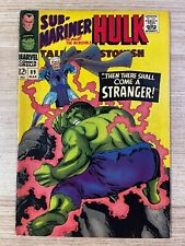 Tales to Astonish #89 (Marvel Comics) Hulk and Sub-Mariner appearance