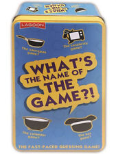 What's The Name of The Game Guessing Game - After Dinner Christmas Party Game