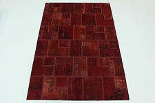 Exclusiv Patchwork Stone Wah Used Look  Perser Teppich Orientteppich 3,01 X 2,00