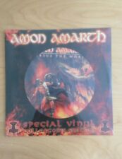 Amon Amarth versus the world vinyl lp hand numbered picture disc limited to 500!