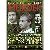 Twentieth-Century Murder-Martin Fido