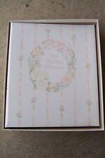 Vintage Our Wedding Memories Book Scrapbook - 3 ring binder album