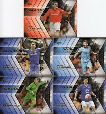 2016 Topps Premier Gold Base & Inserts Lot Cantona / Lampard Manchester United