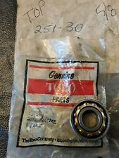 Toro 251-30 Ball Bearing (new)