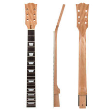 More details for electric guitar neck mahogany for gibson lp les paul replacement 22 frets