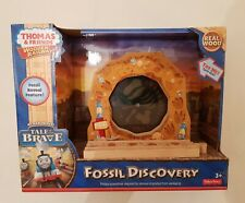 Thomas The Tank & Friends FOSSIL DISCOVERY ADD ON PLAYSET WOOD WOODEN NEW IN BOX