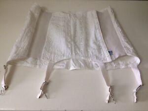Original Vintage 60s  70s Girdle Undergarment Lingerie, Medium, Pinup Burlesque