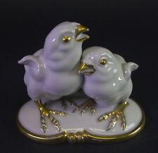 paar  Küken  - Porzellanfigurine Seltmann Weiden