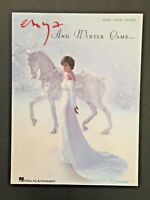 Enya and Winter Came ..., Paperback by Enya Songbook Voice Piano Guitar