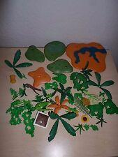 Playmobil® Konvolut Pflanzen Grünteile Ersatzteile J207