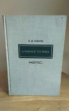 A Passage To India, by E.M. Forster, Harbrace Modern Classics HBMC