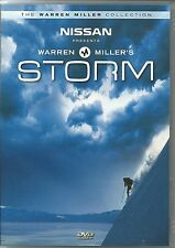 WARREN MILLER'S STORM DVD - WINTER SPORTS / SKIING