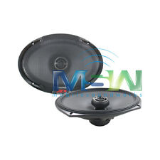 "NEW ALPINE® SPR-69 6""x9"" 2-WAY TYPE-R COAXIAL CAR AUDIO SPEAKERS 6x9 PAIR SPR69"