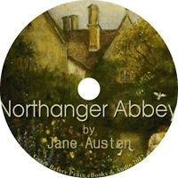 Northanger Abbey by Jane Austen Classic Audiobook Fiction in English 6 Audio CDs