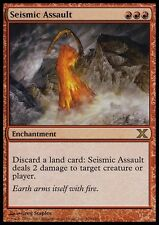 ASSALTO SISMICO - SEISMIC ASSAULT Magic 10E Mint