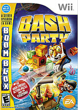 Boom Blox: Bash Party (Nintendo Wii, 2009) A Steven Spielberg EA Game