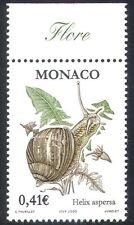 MONACO 2002 giardino lumaca/NATURA/molluschi/I gasteropodi/Lumache 1 V (n38475)