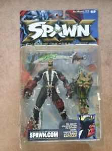 McFarlane Classic Series 20 Spawn VI Unmasked Version Variant Action Figure Toy