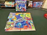 2001 Disney Sorry! -  Game Replacement Parts/Pieces -Your Choice!