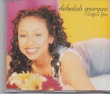 Debelah Morgan-I Love You cd maxi single