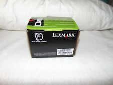 LOT OF 1 Lexmark C540A1KG Black Ink Return Program Toner Cartridge