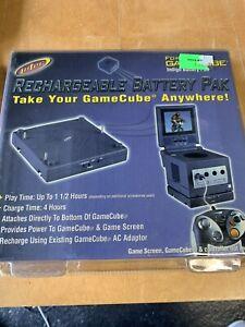 Intec Nintendo Gamecube Rechargeable Battery Pak G5275 Indigo