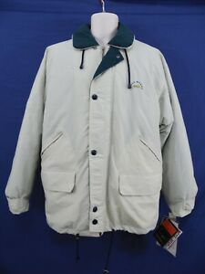 NEW Vintage BOAT WORKS 3-in-1 Warm Yacht Racing Sailing Jacket Men M Coat NWT