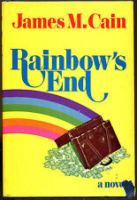 Rainbow's End by James M. Cain-First Printing/DJ-1975