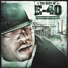 E-40 - Best of Yesterday Today & Tomorrow [New CD] Clean , Manufactured On Deman