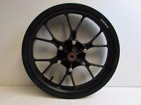 "Aprilia RS4 RS 4 125 12 Rear Wheel 17x3.5 17"" Black"