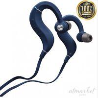 DENON Wireless Earphone Bluetooth Muffle with microphone Blue AH-C160W-BU JAPAN