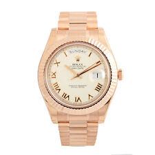 Rolex Mechanical (Automatic) Dress/Formal Unisex Watches