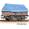 Graham Farish 377-476 N Gauge 5 Plank China Clay Wagon BR Bauxite (TOPS) With Ho
