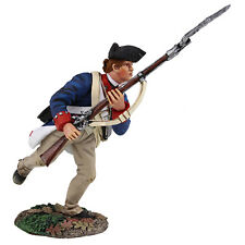 William Britains Continental Army 1st American Regt Charging No.1 New 16022