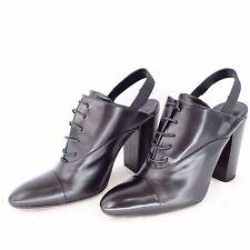 Slack Londres Chaussures Femmes Escarpins Taille 39 Cuir Sandalettes