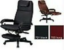 New Ofm Posture Foot Rest Work Executive Recliner Chair