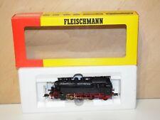 H0 Fleischmann 4063 Locomotive à Vapeur Dr Br 64 387 Emballage D'Origine 8580
