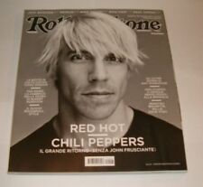 ROLLINGSTONE MAGAZINE 95/2011   RED HOT CHILI PEPPERS