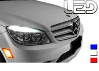 MERCEDES Classe C W204 4 Ampoules LED Blanc Veilleuses Classe C 180 200 220 230