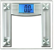 BalanceFrom Digital Body Weight Bathroom Scale with Step-On Technology 400-lbs