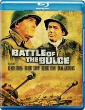 BATTLE OF THE BULGE New Sealed Blu-ray Henry Fonda