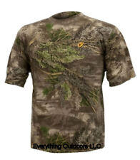 358287211a290 ScentBlocker Mens S/S Short Sleeve Cotton T-Shirt Size XL Realtree Max-
