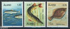 Aland/Åland 1990, Fish full set MNH