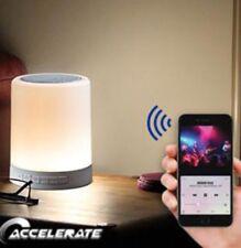 NUOVO accelerare Bluetooth Multi Colore Cangiante touchlight Altoparlante