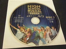 High School Musical (DVD, 2006, Remix Edition) - Disc 1 Only for Replacement
